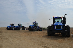 New Holland Operation Blue Force
