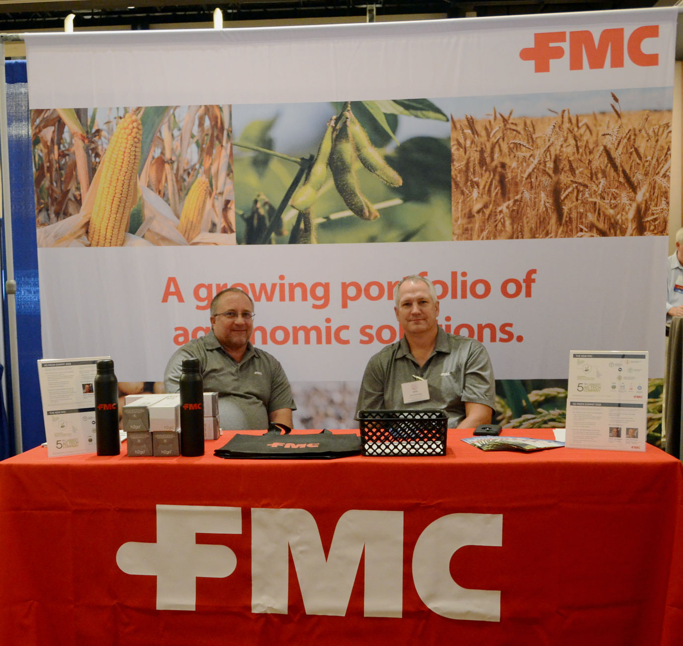 FMC Updates from 2018 Ag Media Summit – AgNewsWire