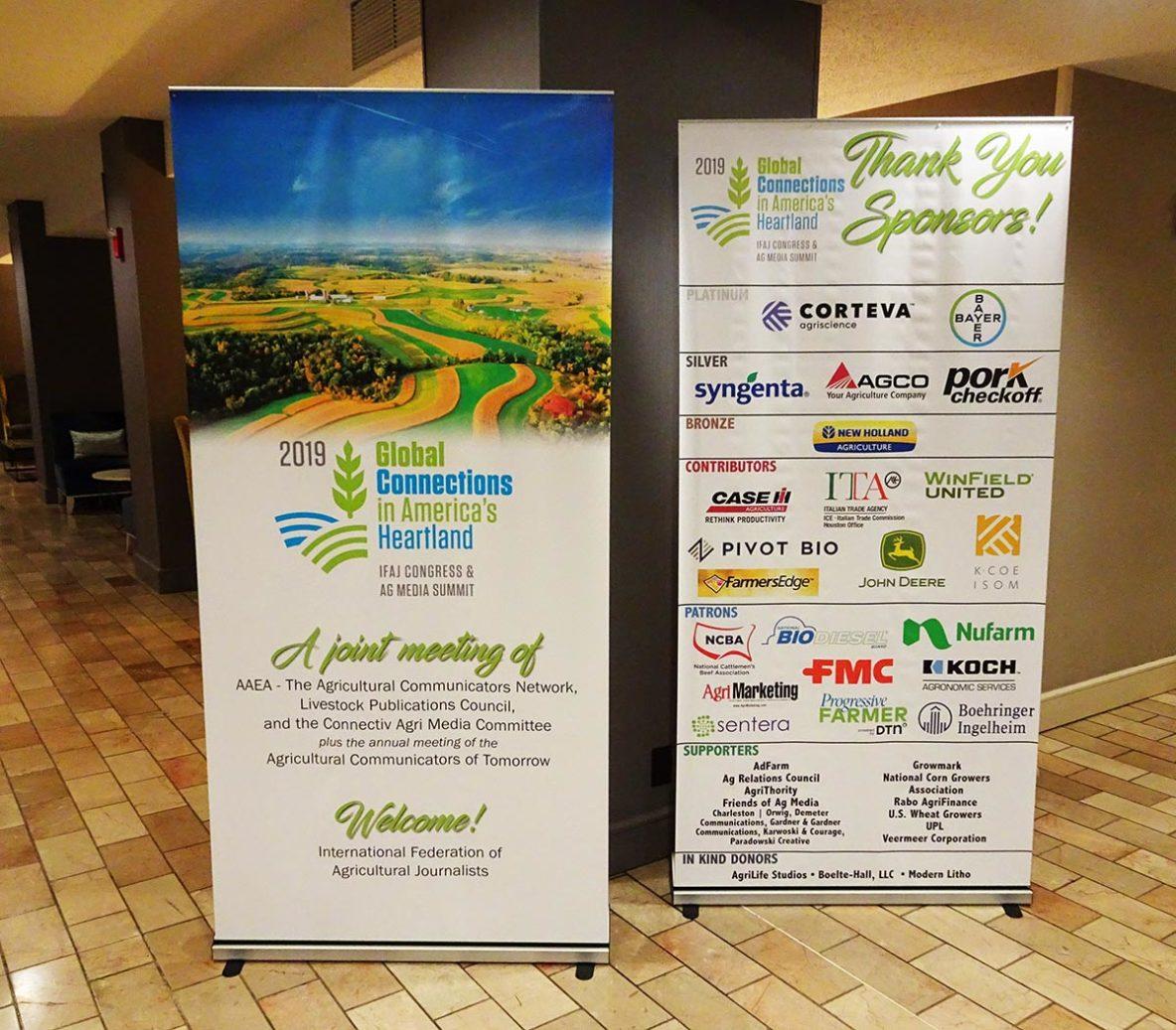 2019 Ag Media Summit/IFAJ Congress