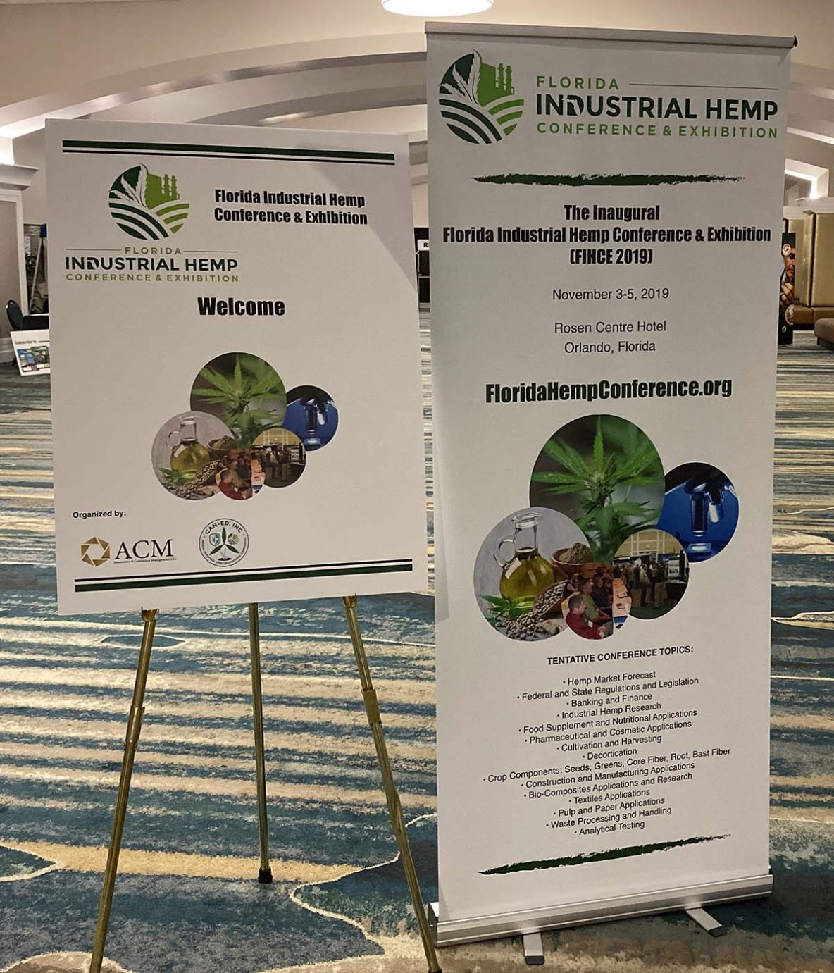 Florida Industrial Hemp Conference & Expo